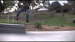 Daniel Wade 5050 foot flip