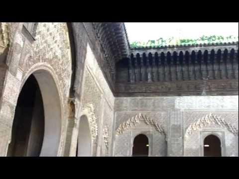 Fez: Medersa Bou Inania  / Bou Inania Madrasa