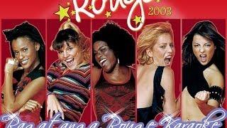 Ragatanga Karaoke - Rouge (HD)