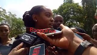 """Kauli ya kwanza ya DC Jokate 'nina deni kwa vijana wenzangu"""""""