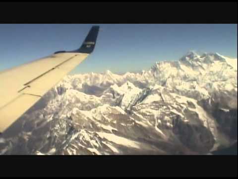 Delhi to Kathmandu Overland: Mount Everest Flight