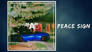 Usher & Zaytoven - Peace Sign (Lyrics)