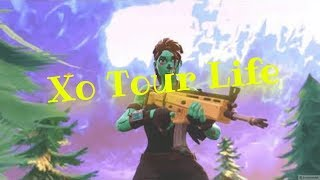 Fortnite Montage - Xo Tour Life