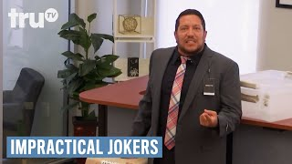 Impractical Jokers - Sal's Chickening Out (Punishment) | truTV