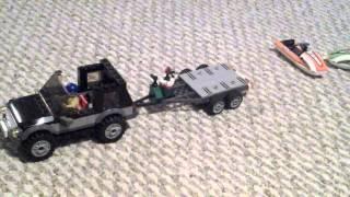 Lego city boat transport