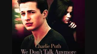 We Don't Talk Anymore - Charlie Puth (432hz)