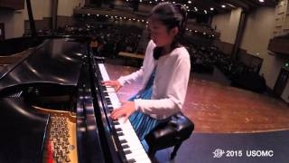 Serena Zhang - Chopin: Nocturne Op.9 #1 in B Flat Minor