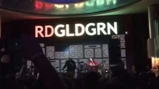 RDGLDGRN live on the 311 Cruise - I Love Lamp & Million Fans