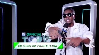 Check Out Runtown's Freestyle On The Official Naija 10