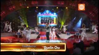 """Pequeños Gigantes: Lenny canta """"Quiere pa que te quieran"""" - 06/04/2013"""