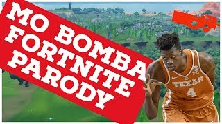 "Shek Wes- ""Mo Bamba"" FORTNITE BATTLE ROYALE PARODY"