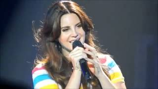 Lana Del Rey Blue Jeans Live at [Endless Summer Tour]
