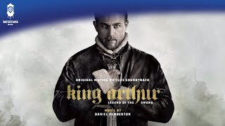 OFFICIAL: The Vikings & The Barons - Daniel Pemberton - King Arthur Soundtrack