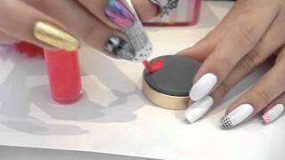 Como usar o Stamping Soft novo carimbo para unhas