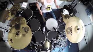 Louis Sellers - Blink 182 - Heart's All Gone Drum Cover