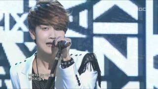 AXIZ - Give Me A Hug, 엑시즈 - 날 안아줘, Music Core 20120128