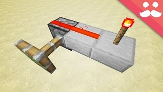 You Can Place Redstone on Pistons in Minecraft 1.9