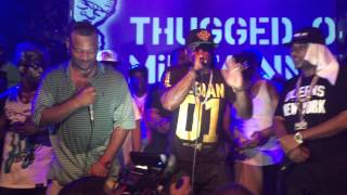 "Capone & Noreage Grand Finale At SOB's Album Release Show ""Yall Don't Wanna Fuck with Us"""