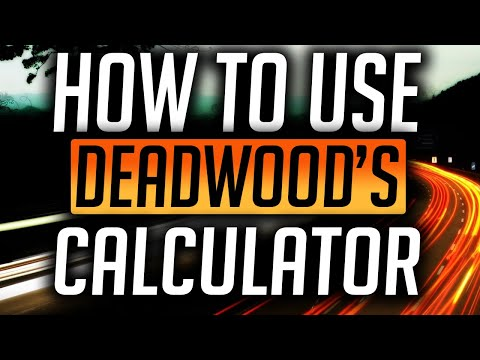 RAID: Shadow Legends | GUIDE to the DEADWOOD SPEED CALC!