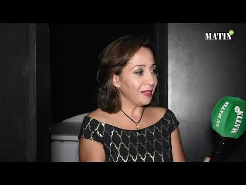 Video : FIFFS : Émue, Houda Rihani se confie au micro du Matin