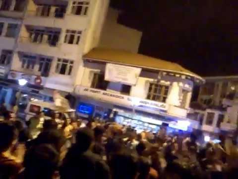 Düzce / Akçakoca Galatasaray Şampiyonluk Kutlaması 2012