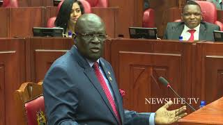 WHY I INCLUDED CS FRED MATIANG'I AS MY REFEREE ON MY 85 PAGE CV,,,,,,PROF MAGOHA