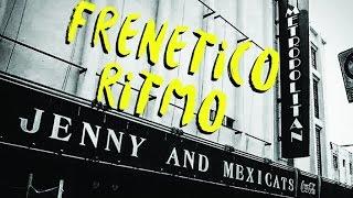 Jenny and The Mexicats - Frenetico Ritmo (Live @ Metropolitan CDMX)
