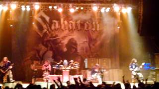 Sabaton - The Last Stand - Agora Theater, Cleveland