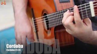 Cordoba C1-CE - Elektro Klasik Gitar - (Bi Kuple)