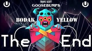 "Bodak Yellow vs. The End vs. Goosebumps - ""Afrojack Mashup UMF 2017 México"""