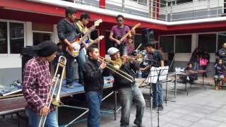 Me estoy enamorando -Frank band cover UPEM