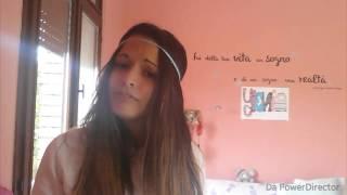 "Cover "" gente "" di Laura Pausini ♡"
