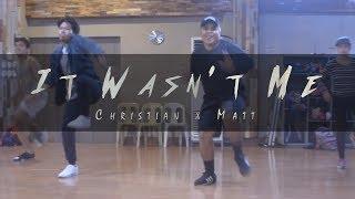 It Wasn't Me (Bass boosted) | Christian & Matt