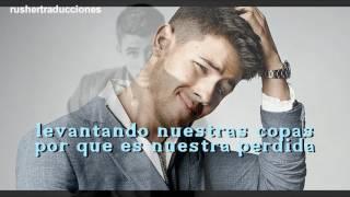 nick jonas - champagne problems LIVE sub español