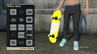 How to get colored grip tape colored hands skate3 videos / InfiniTube