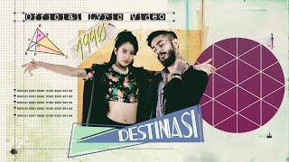 1990 - Destinasi (Official Lyric Video)