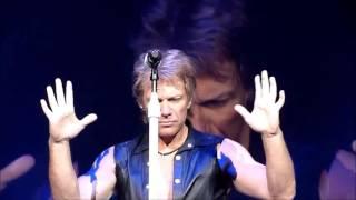 Bon Jovi - Under Pressure Subtitulos en español