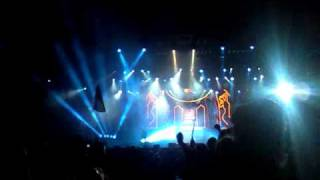 Faithless - This is my church @ Sziget Live '10