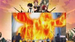 Fairy Tail Opening (OP) 16 - Strike Back