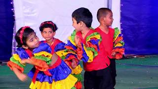 Nursery Brazil Dance |Satyam International School - Ballary | Parva 2018