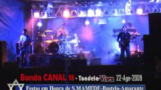 agrupamento musical - BANDA CANAL18