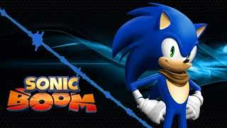 Sonic Boom OST Trailer Theme
