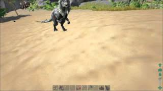 ARK : Survival Evolved - dinosaur hunt 2