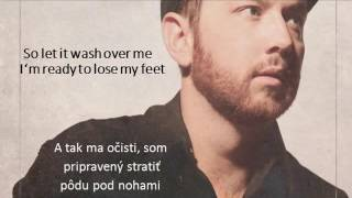 Matt Simons - Catch & Release - lyrics - English + Slovak (slovenský text)