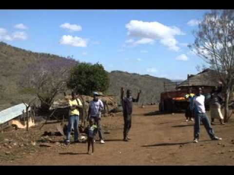 Thanda, South Africa, volunteering project.