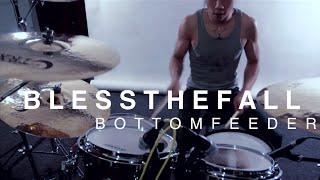 Anton Drum Cover   Blessthefall - Bottomfeeder