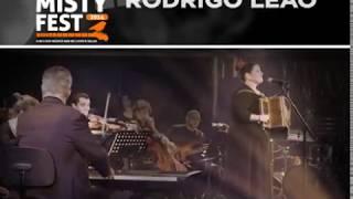 Rodrigo Leão estreia novo concerto no Misty Fest. Convidado especial: Camané