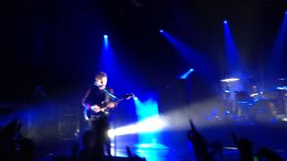 Muse - THE GROOVE live @ Manchester Academy 22.3.15