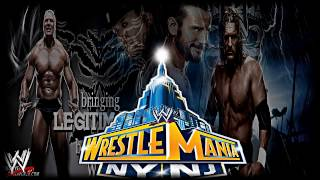 2013: WWE Wrestlemania 29 Theme Song ''Bones'' by Young Guns