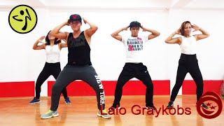 Zumba DUELE EL CORAZON - Enrique Iglesias ft. Wisin By (Lalo Graykobs) Choreography